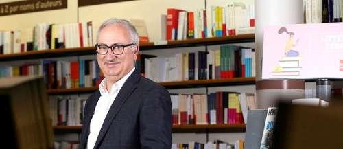 Pierre Coursières: «Le livre n'a jamais été aussi moderne»