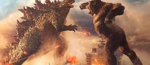 «Godzilla vs Kong»: choc de titans, fiascogéant