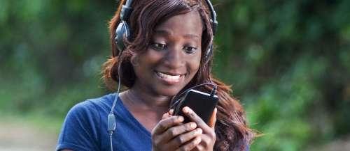 Le streaming musical à l'assaut de l'Afrique