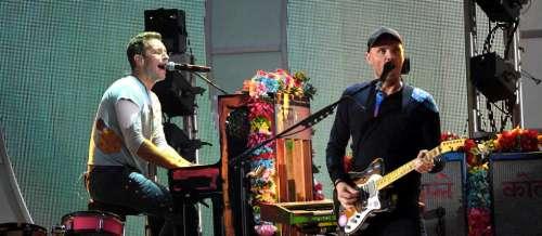 Bientôt une collaboration spatiale entre Thomas Pesquet et... Coldplay ?
