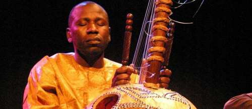 Ballaké Sissoko à Kora ouverte