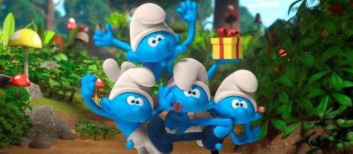 Les Schtroumpfs ne sont-ils que de vieux mâles bleus?