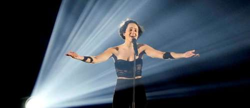 Eurovision: revivez la performance de Barbara Pravi