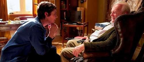 EXCLUSIF - La leçon de cinéma d'Olivia Colman et Anthony Hopkins