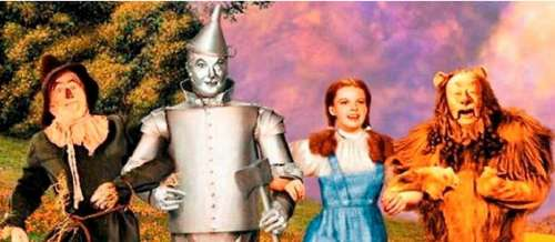«Le Magicien d'Oz»: la robe de Judy Garland retrouvée dans une poubelle