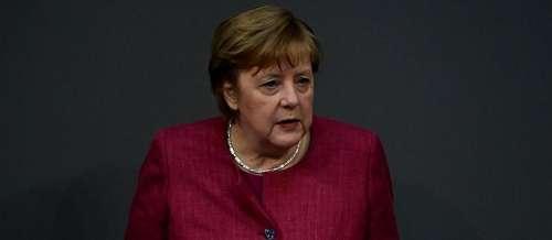 Allemagne: ruée sur un jouetà l'effigie d'Angela Merkel