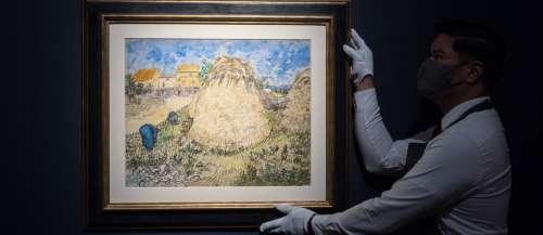 «Meules de blé» pourrait devenir l'œuvrela plus chère de Van Gogh