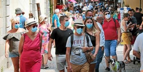 Covid-19: le masque, un «pont» vers le vaccin?