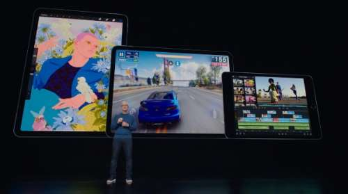 #AppleEvent: nouvel iPad (A13, Center Stage), nouvel iPad mini (USB-C, 5G, Center Stage)