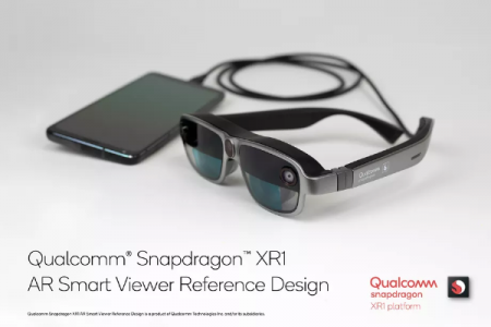 XR1 Smart Viewer : un design de référence pour l'AR de Qualcomm