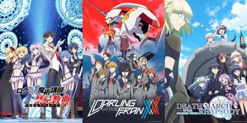 Trois nouvelles séries et 1 film en VF chez Crunchyroll