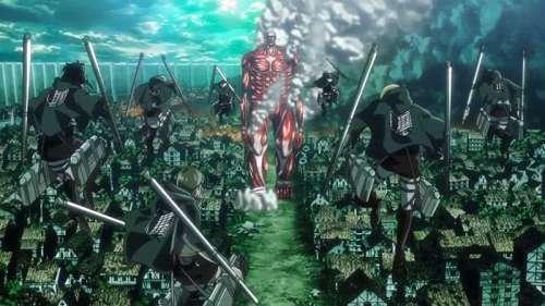 Chronique Anime -   L' Attaque des Titans (Saison 3) - Partie 2