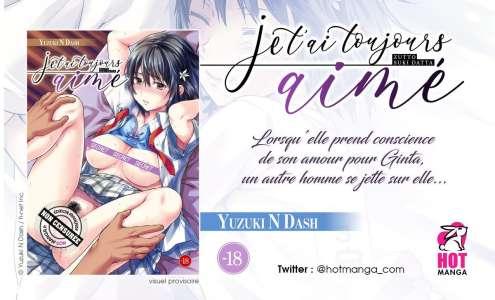 Hot manga annonce le hentai Je t'ai toujours aimé
