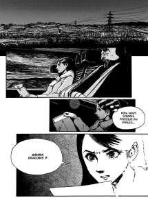 La nouveau manga d'Eldo Yoshimizu chez Le Lézard Noir se rapproche