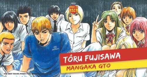 Tôru Fujisawa invité du festival Made in Asia