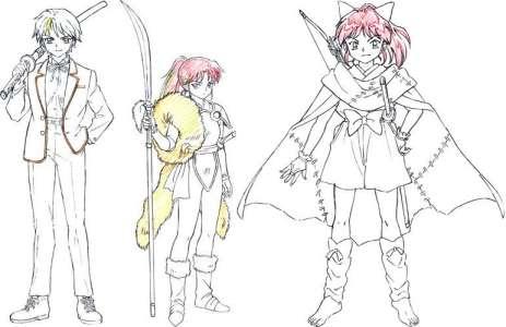 Un spin-off en anime pour Inuyasha