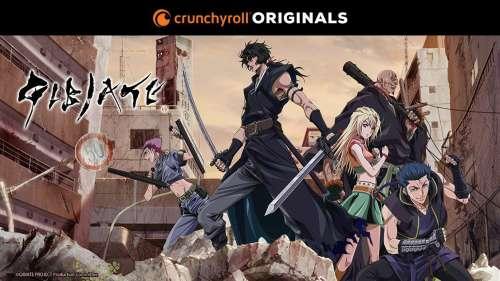 Deux animes supplémentaires en simulcast sur Crunchyroll cet été