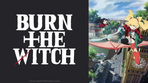 L'anime Burn the Witch, d'après le nouveau manga de Tite Kubo, bientôt sur Crunchyroll !