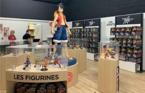 L'Ichiban Store fait son retour au centre commercial Les 4 Temps