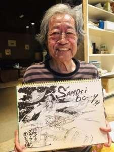 Décès du mangaka Takao Yaguchi