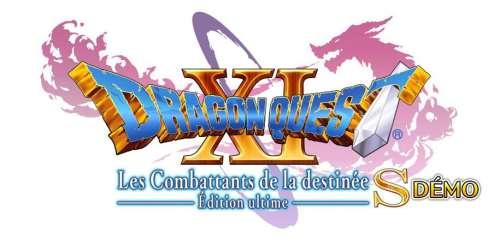 Une démo pour Dragon Quest XI S : Les Combattants de la destinée - Édition ultime