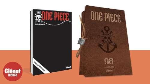 Une édition collector pour le tome 98 de One Piece