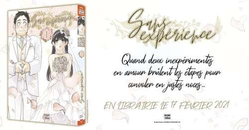 Le manga Sans Experience annoncé par Delcourt/Tonkam