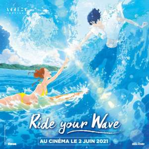 Le film Ride Your Wave de Masaaki Yuasa sortira en juin au cinéma