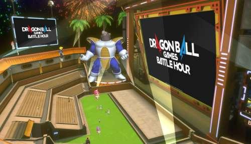 Dragon Ball Games Battle Hour, un événement dédié à Dragon Ball