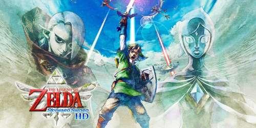 The Legend of Zelda: Skyward Sword HD arrive sur Switch