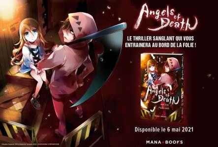 Angels of Death annoncé par Mana Books
