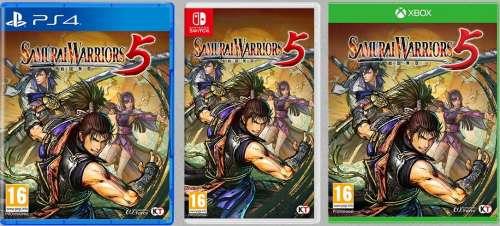 Le jeu Samurai Warriors 5 est sorti