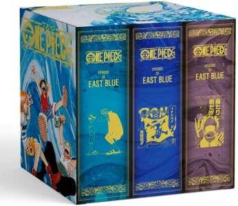 Le manga One Piece classé par arcs en coffrets chez Glénat