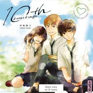 La romance 10th - A couper le souffle pour cet été chez Kana