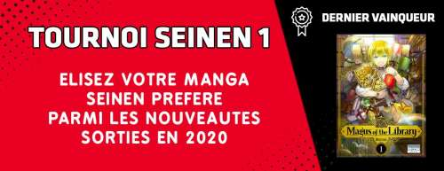 1er Tournoi Seinen 2020 - 1/4 de finale