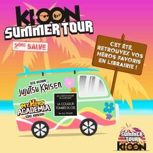 Nouvelles escales pour le Ki-oon Summer Tour !