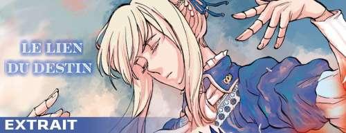 Découvrez un extrait du manga Le Lien du Destin