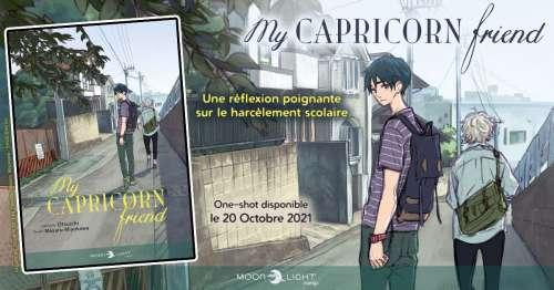 My capricorn friend à paraitre chez Delcourt/Tonkam