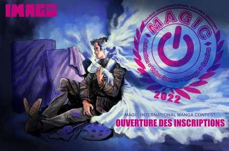 Nouvelle édition pour le concours international de manga MAGIC