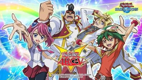 ARC-V arrive dans Yu-Gi-Oh! Duel Links