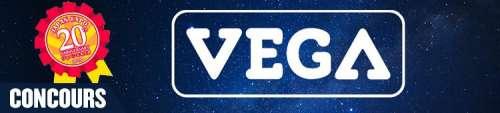 Résultats du concours éditions Vega