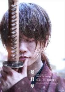 Date et trailer pour la partie finale des films live Kenshin le Vagabond