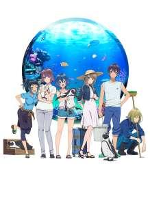 Anime - The Aquatope on White Sand - Episode #2 – Se mouiller, c'est aussi notre travail