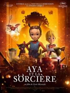 Nouvelle date de sortie au cinéma pour Aya et la Sorcière