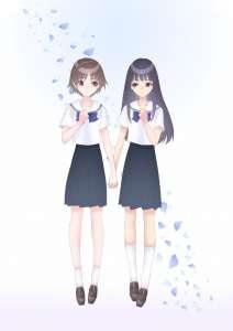 Anime - Blue Reflection Ray - Episode #12