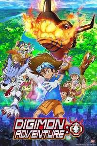 Anime - Digimon Adventure (2020) - Episode #60 – Vikemon, conquérant des glaces