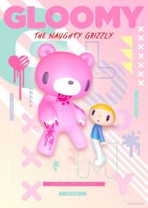 Anime - Gloomy - The Naughty Grizzly - Episode #1 – The Behavior of Bears