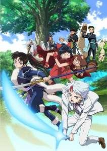 Le plein d'infos sur Yashahime, le spin-off animé d'Inuyasha