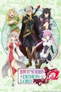 Anime - How NOT to Summon a Demon Lord Ω  - Saison 2 - Episode #1 – La prêtresse suprême