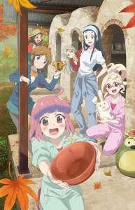 Anime - Let's Make a Mug Too - Saison 2 - Episode #1 – Allons de l'avant ! C'est la ville de la poterie